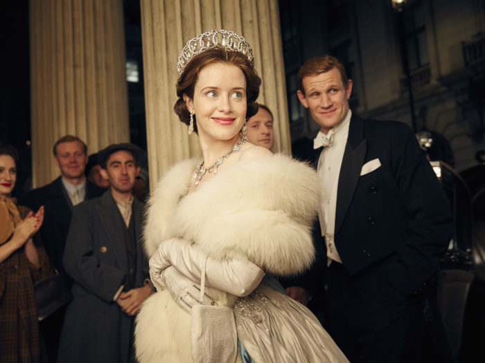 "Claire Foy says she would rather not relive certain scenes from the upcoming season of ""The Crown"""