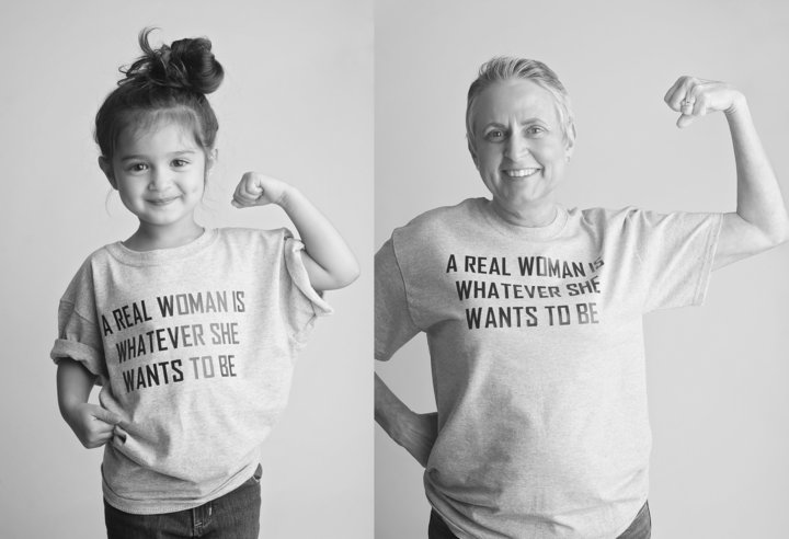 3-year-old dresses up as iconic strong women, and we are obsessed with her