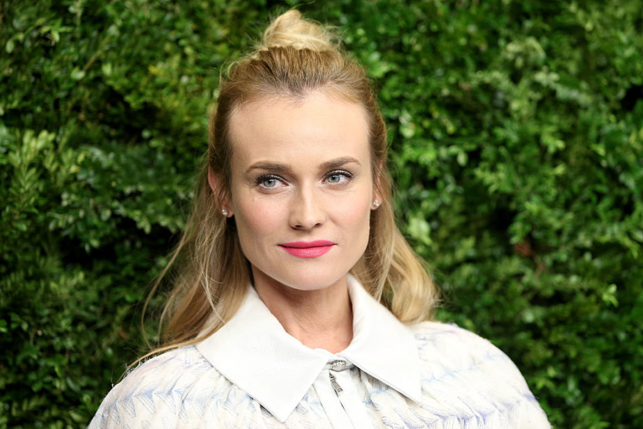 Diane Kruger's dress showed us a whole new way to rock a midriff look