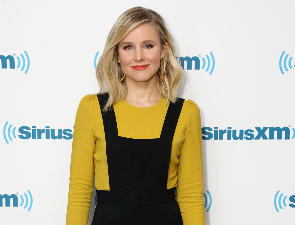 Kristen Bell has an important parenting question