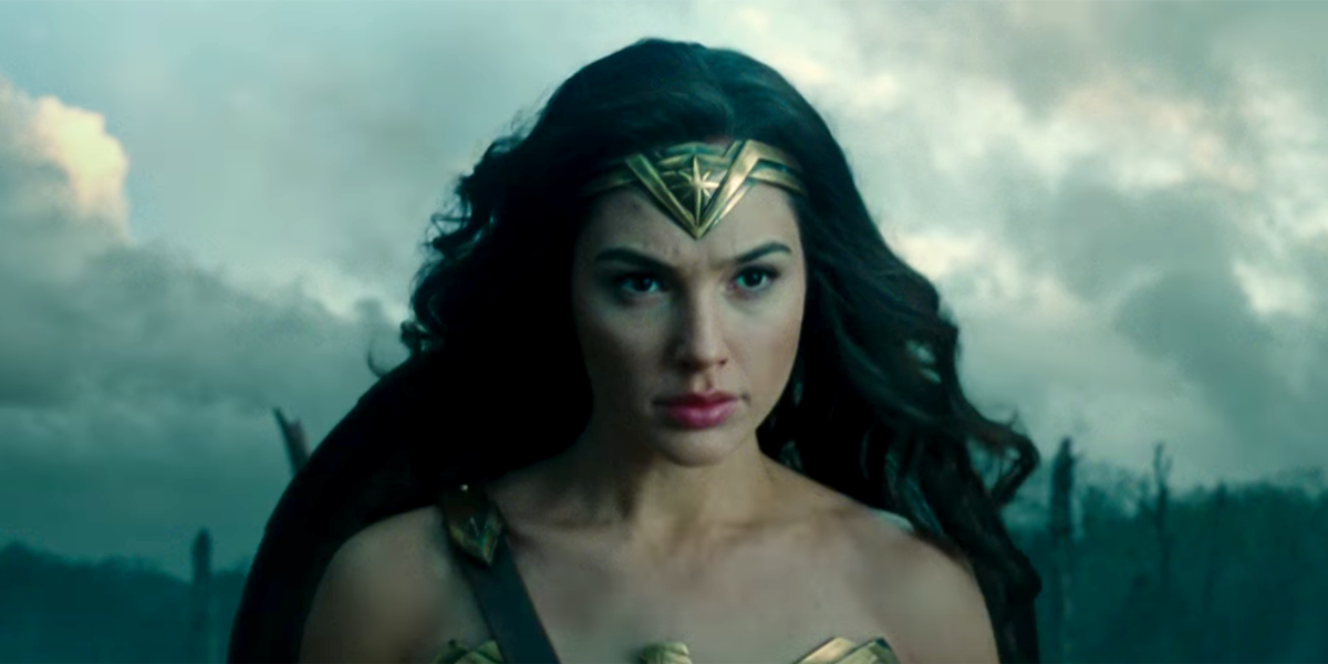 This incredible mash-up of Wonder Woman in the best girl power songs in history is our only playlist now