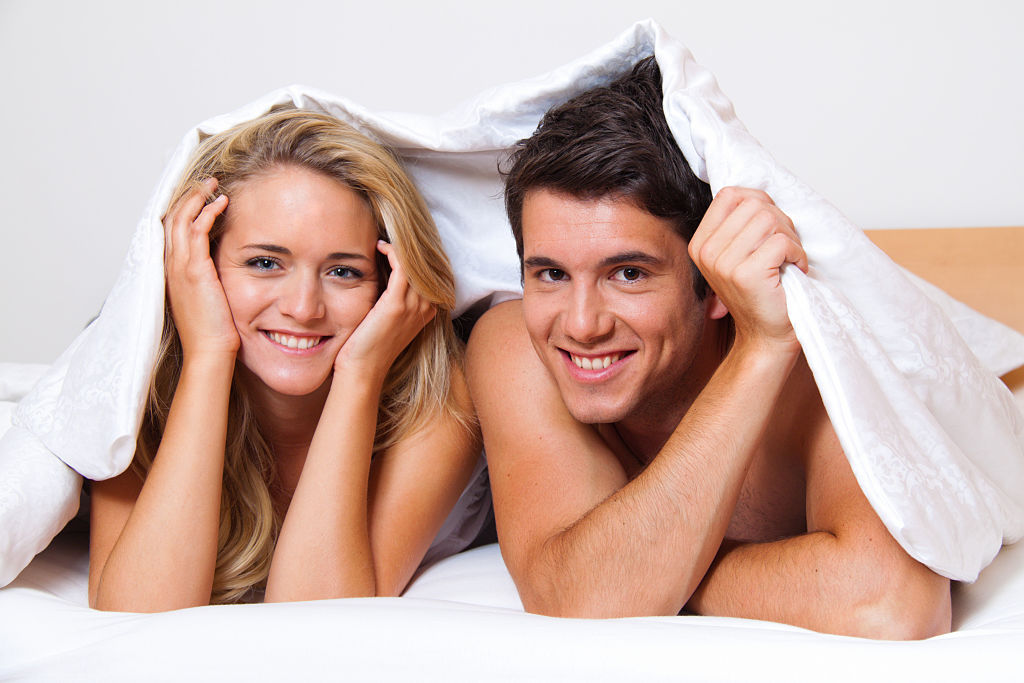 The average American has sex about once per week, according to this survey