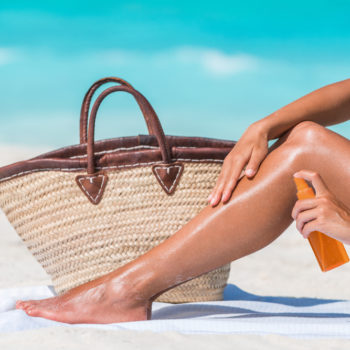 Here's how to heal that Memorial Day sunburn (cause you know it could happen)