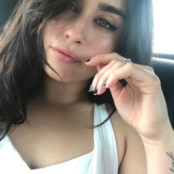 Lauren Jauregui is touring with Fifth Harmony, but she still found time to drop a single with Halsey