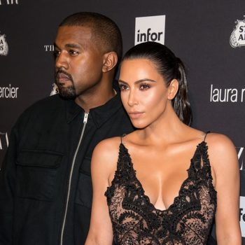 Kim Kardashian's anniversary message to Kanye is awww!