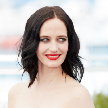 We're pretty sure Eva Green's dress came directly out of a witch's spellbook