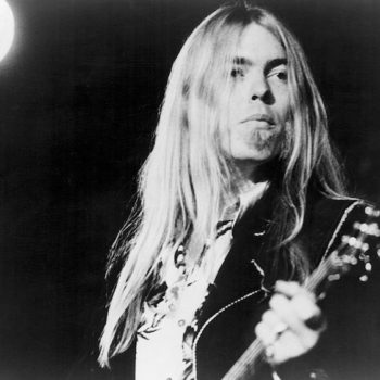 Legendary performer Gregg Allman passed away, and the music world shared amazing tributes