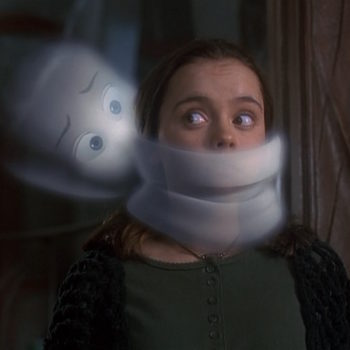 Someone just noticed something really weird about Casper the Friendly Ghost