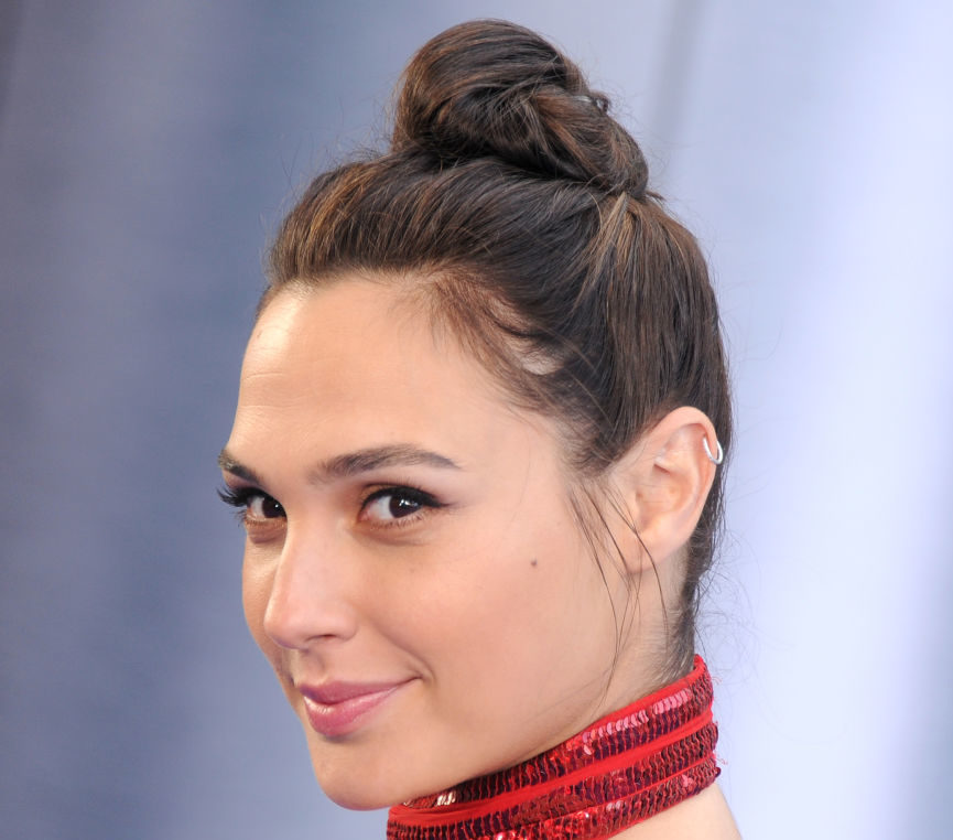 """Every one of Gal Gadot's """"Wonder Woman"""" red carpet outfits screams Amazonian goddess"""