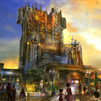 "These photos of the lines for the ""Guardians of the Galaxy"" ride at Disneyland are jaw-dropping"