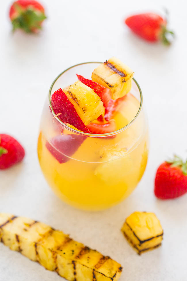 5 punch bowl cocktail recipes perfect for your Memorial Day cookout