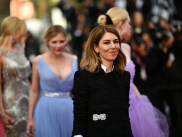 "Sofia Coppola was awarded a major prize at Cannes for ""The Beguiled,"" and all the congrats"