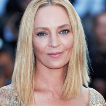 Uma Thurman's flapper dress is a fantasy fringe festival