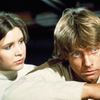 "It's still unclear whether or not Luke and Leia get an onscreen reunion in ""The Last Jedi,"" and our hearts can't handle"