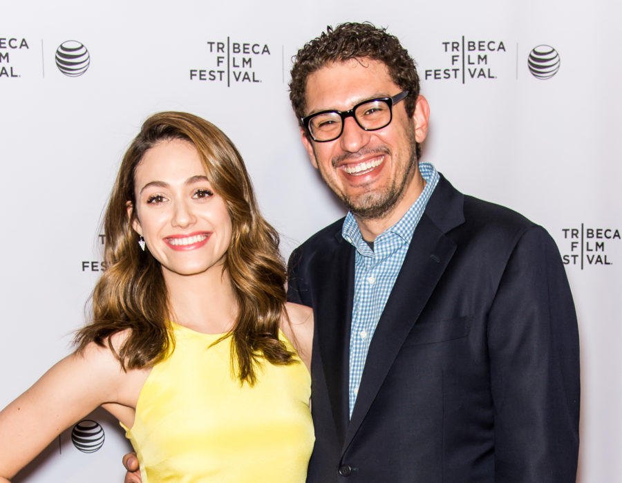 It's official: Emmy Rossum got married!