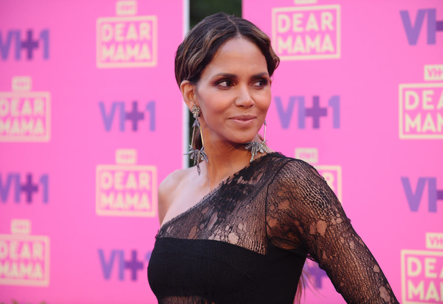 "We're officially obsessed with Halle Berry's ""No More Boyfriends"" shirt"