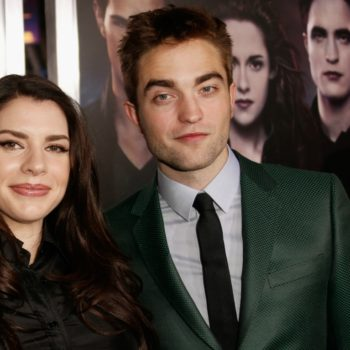 "Robert Pattinson revealed he was almost fired on the set of the first ""Twilight"" movie"