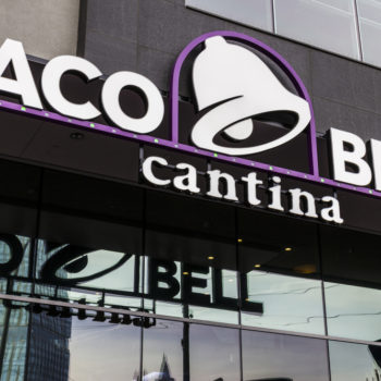 More Taco Bell Cantinas are opening nationwide, so boozy slushies for everyone