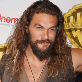 Jason Momoa helped this fighter prepare with a traditional shirtless dance, and we can't look away