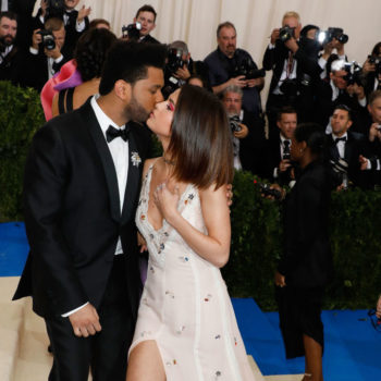 Selena Gomez is just as nervous about her relationship with The Weeknd as any other human in love