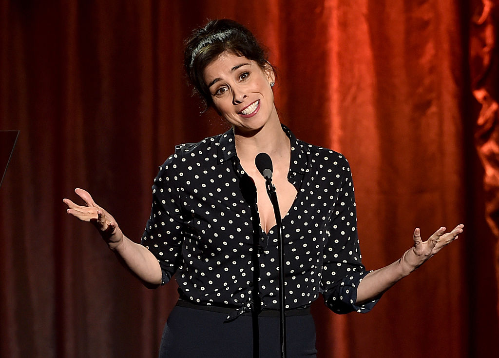 Sarah Silverman's new Netflix special drops tomorrow, and it looks hilarious