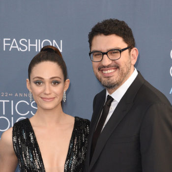 Emmy Rossum revealed the romantic way her husband Sam Esmail proposed