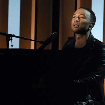 John Legend offered a heartwarming message to the family of a Manchester victim who loved his music
