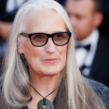 "Jane Campion, the only woman to win the Palme d'Or at Cannes, had some fiery words about the festival's ""woman problem"""