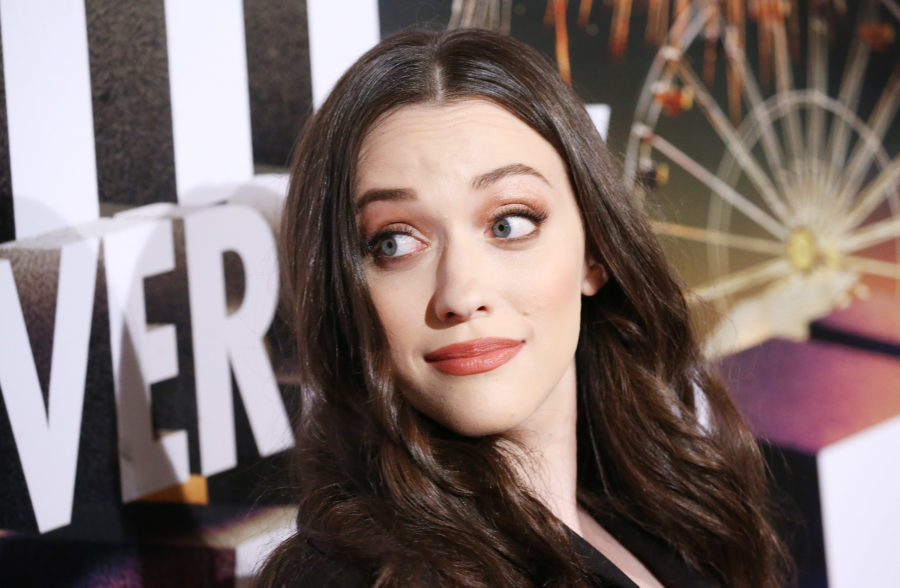 "Kat Dennings just realized which member of the ""Baby-Sitters Club"" she'd be"