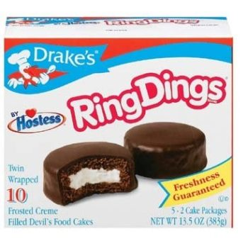 Gourmet Ring Dings exist, and they look exactly as amazing as they sound