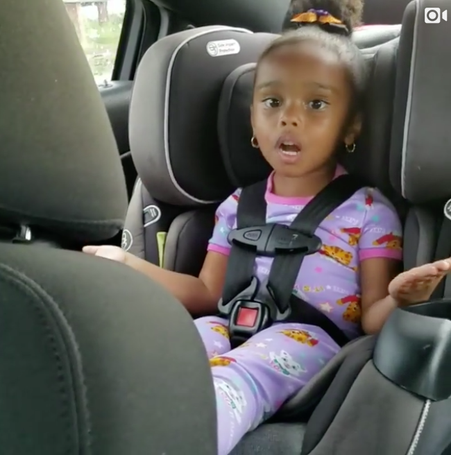 This little girl has some serious questions about Barack Obama