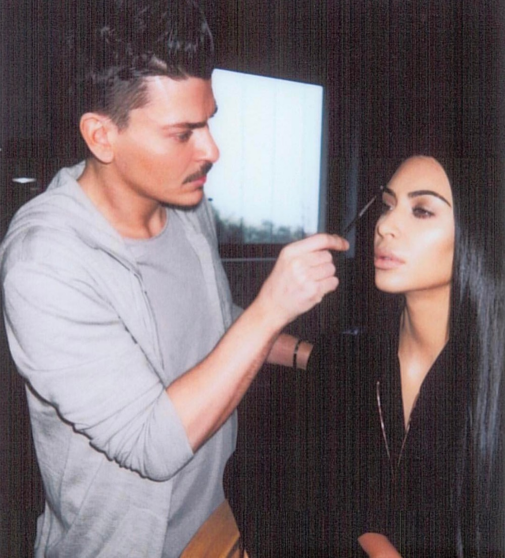 Kim Kardashian's makeup artist, Mario Dedivanovic, just joined Laura Mercier's beauty dream team