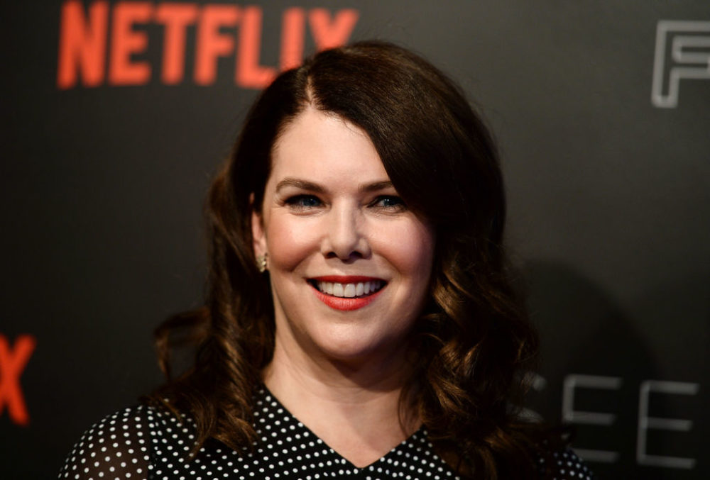 """Lauren Graham plays the exact opposite of Lorelai in her first role, post """"Gilmore Girls: A Year in the Life"""""""