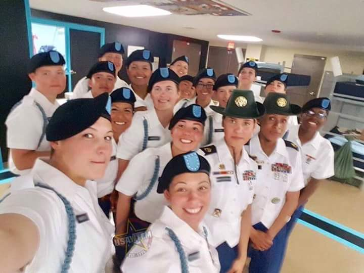 The first female soldiers have graduated from U.S. Army infantry training, and it's a big deal