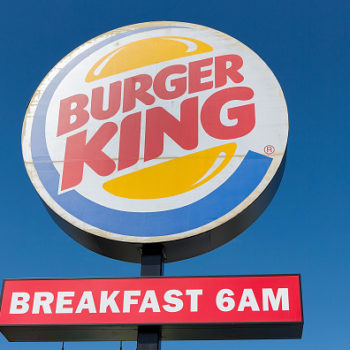 This Belgian royal family is not happy that Burger King put their actual king in an ad