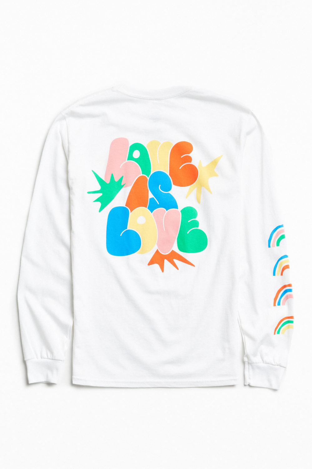 Urban Outfitters collection for Pride is a '70s graphic tee dream
