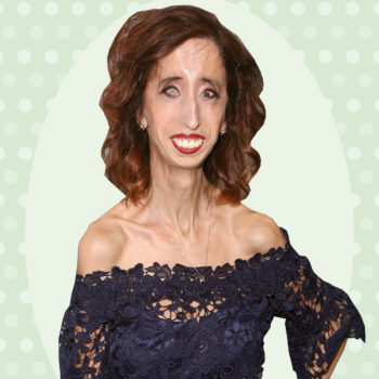 We spoke to Lizzie Velasquez, and she gave us all the life advice we'll ever need