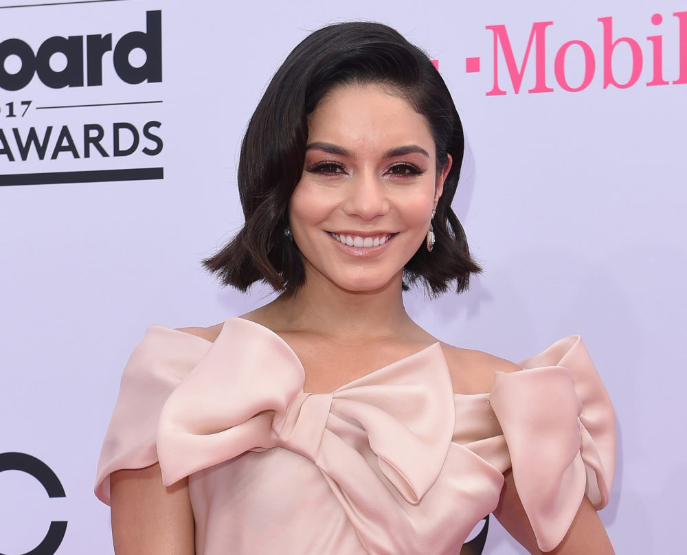 Vanessa Hudgens has a brand new gig, and we're stoked