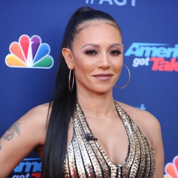 Mel B reunited with her estranged mom for this sweet photo
