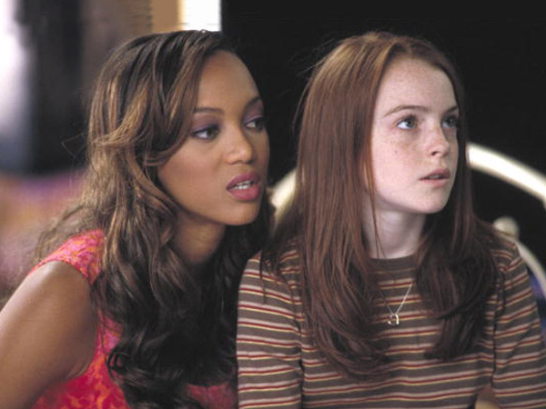"""Tyra Banks wants Lindsay Lohan back for """"Life-Size 2,"""" and these two will shine bright, shine far forever"""