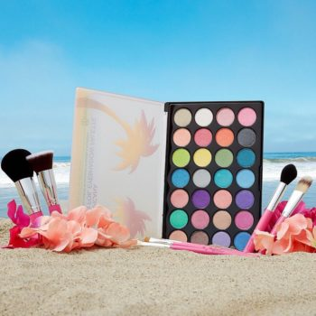 BH Cosmetics released their Club Tropicana eyeshadow palette, and it's filled with *so* many vibrant colors