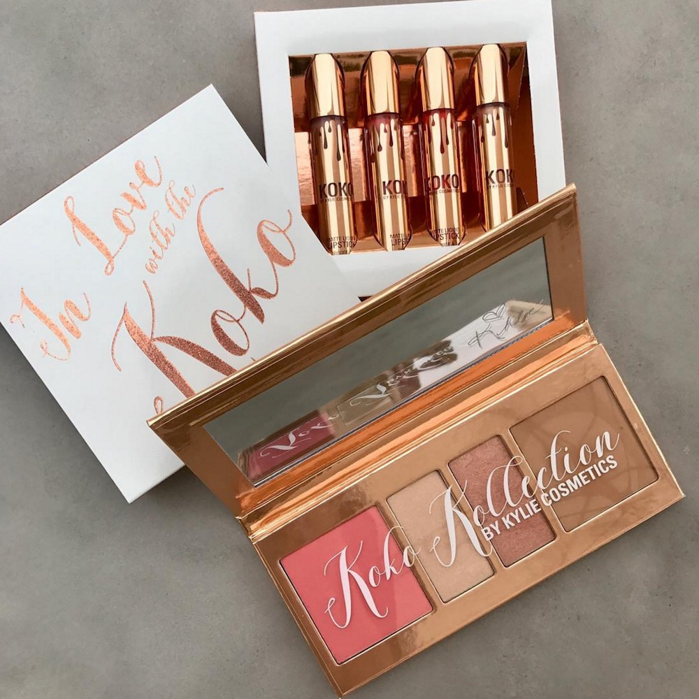 Alert: Kylie Cosmetics and Khloé Kardashian's new Koko Collection launches today