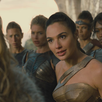 """As if we weren't already in love with """"Wonder Woman,"""" the movie used real-life athletes as Amazonian warriors"""