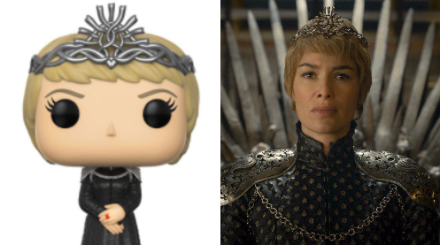 "The new ""Game of Thrones"" Funkos might not rule Westeros, but they will sit proudly on your desk"