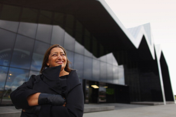 Today's Google doodle is honoring architect Zaha Hadid, a boundary-breaking Muslim woman