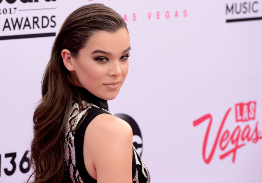 "Listen to this casting buzz! Hailee Steinfeld buckles up for ""Transformers"" spinoff about Bumblebee"
