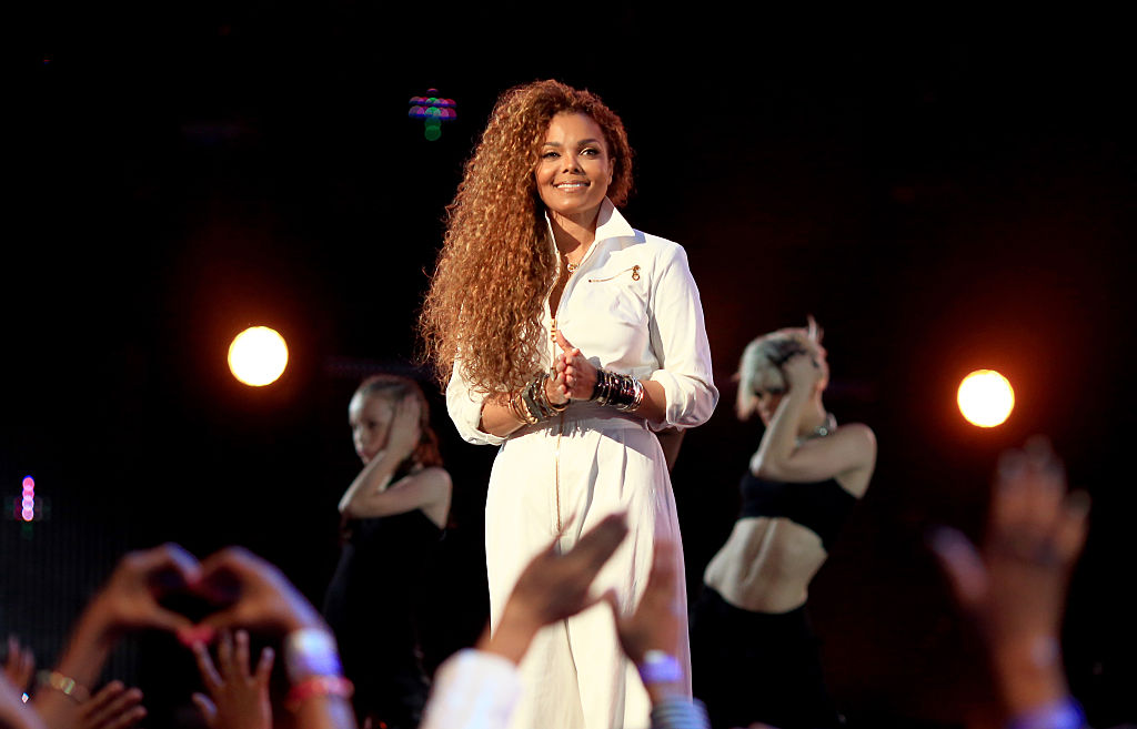 A Janet Jackson Netflix reality series is reportedly in the works