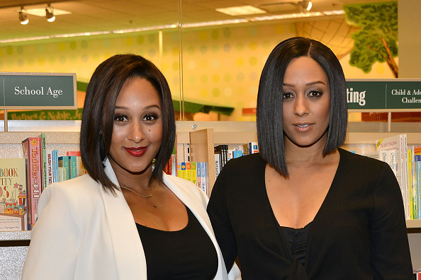 "Tia Mowry has some promising news about a ""Sister, Sister"" revival"