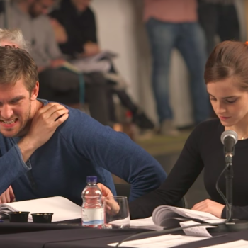 """The table read for """"Beauty and the Beast"""" was literally a full-fledged show-stopping musical"""