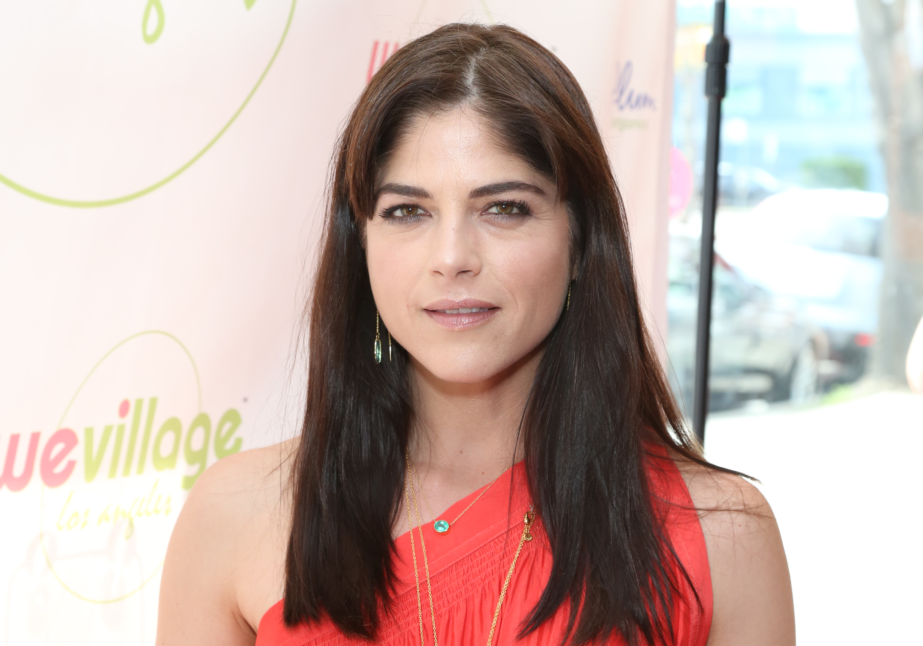 Selma Blair defended her grey hair — though she shouldn't ...